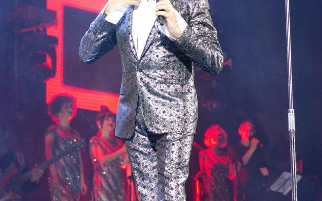 Stefan Banica Jr in concert de Craciun la Sala Palatului